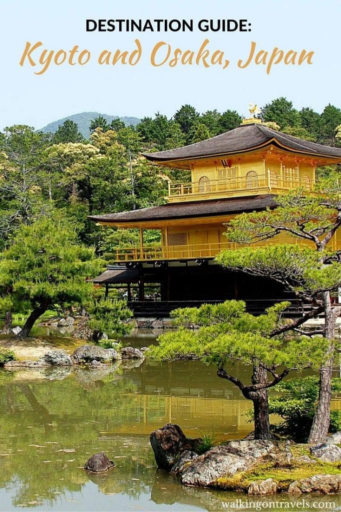 Osaka and Kyoto Japan