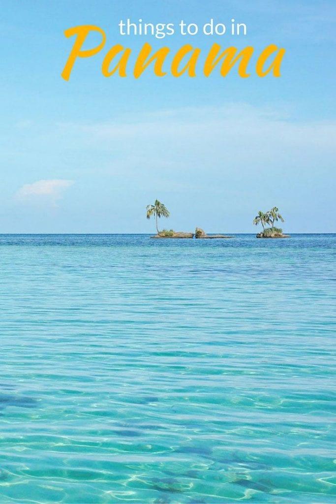 Panama beaches