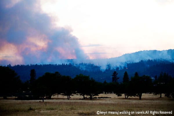 Oregon-Fires