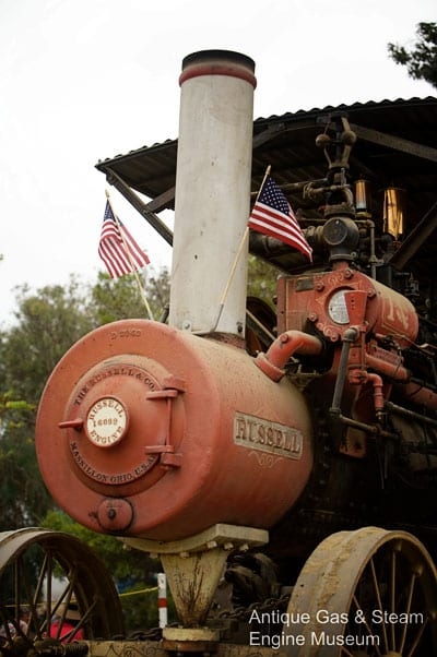Antique-Gas-&-Steam-Engine-Museum