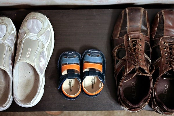 Walking Shoes for Walt Disney World
