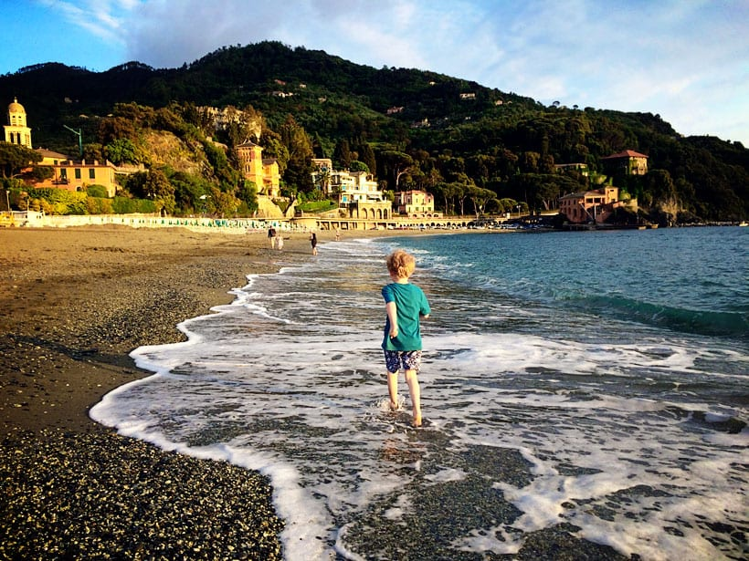 Levanto Italy beach escape