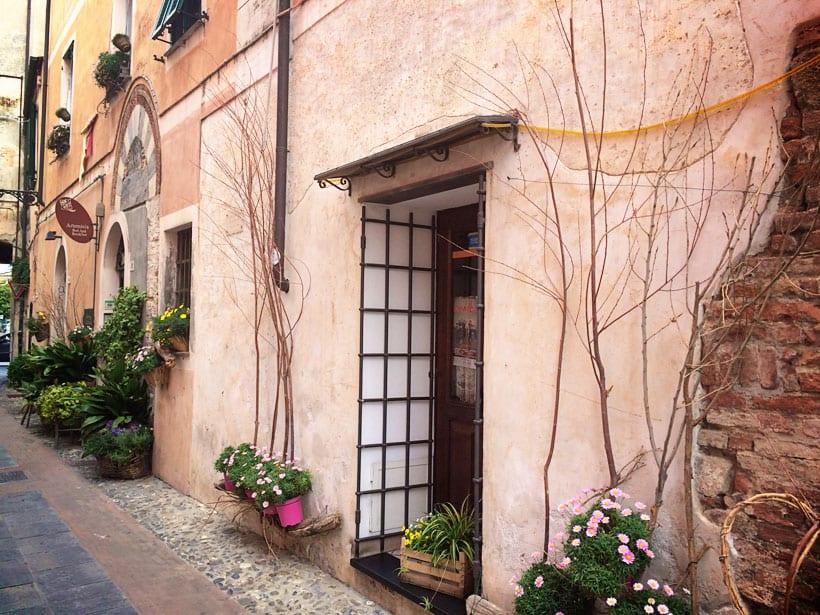 Albenga-Italy