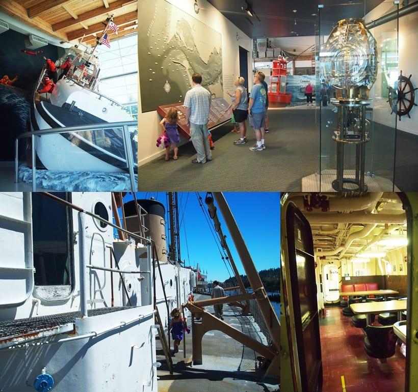 Astoria Columbia River Maritime Museum