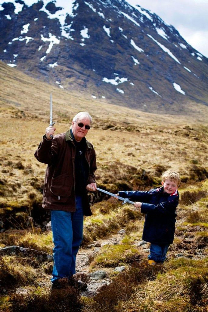 Scotland-Swords