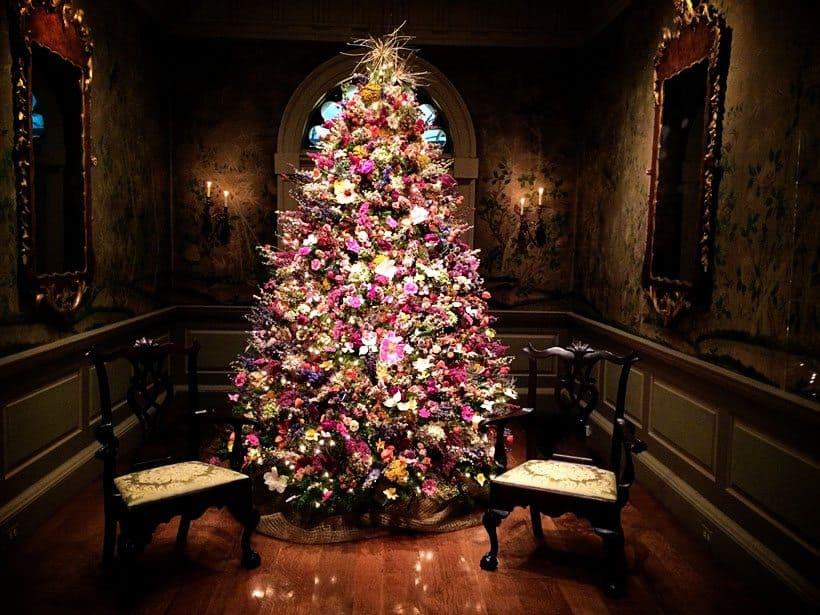 Wilmington Delaware Christmas-Winterthur