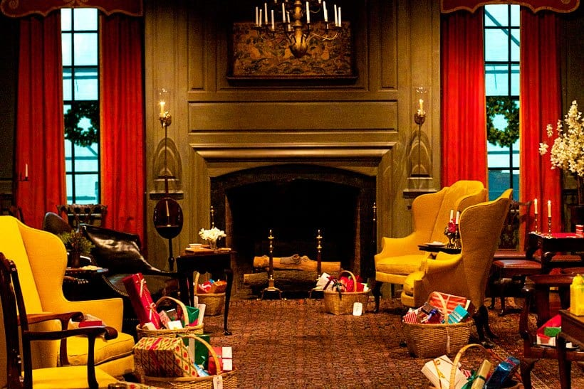 Wilmington Delaware Christmas- Winterthur