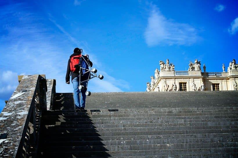 Versailles-Paris-France