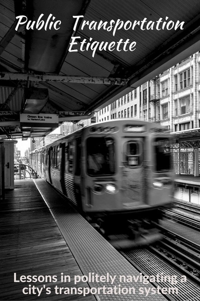 Chicago El Train