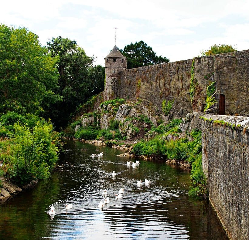Cahir-Castle,-County-Tipperary