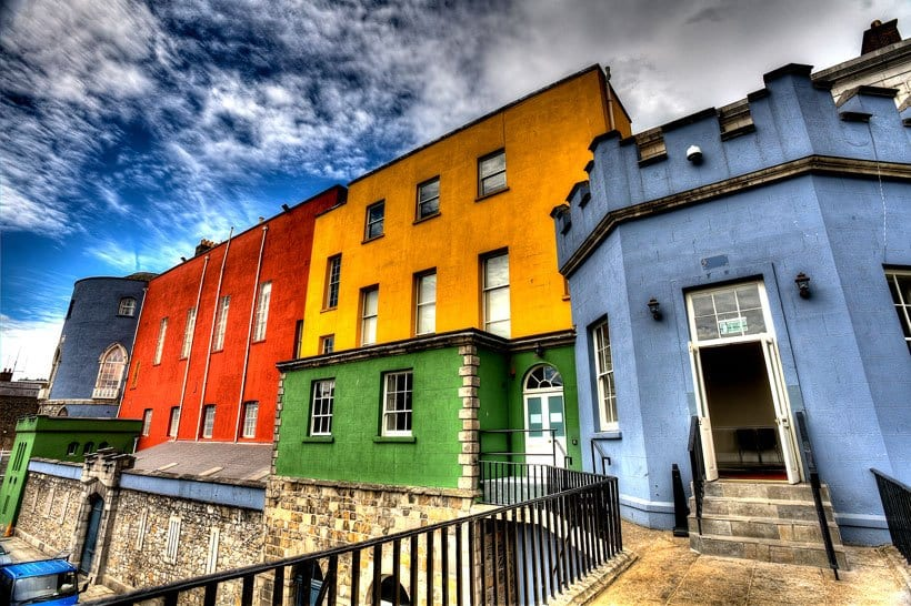 Plan a trip to wander the streets of Dublin