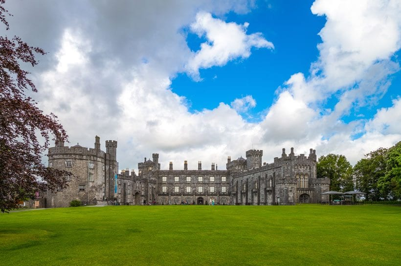 Kilkenny Ireland is a must when traveling to Ireland with Kids