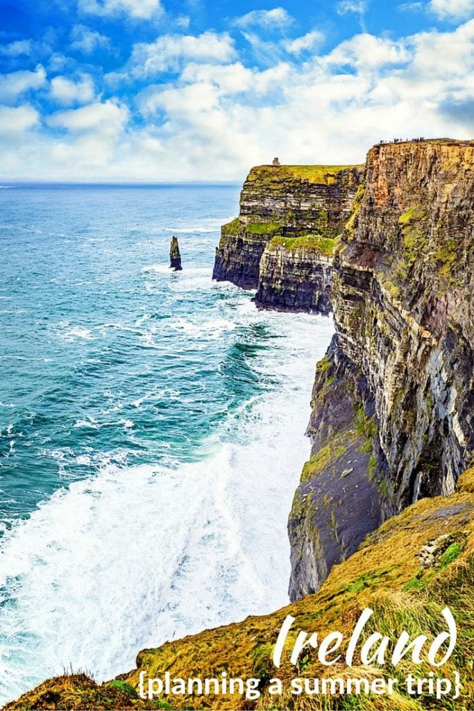 Trips to Ireland with Kids