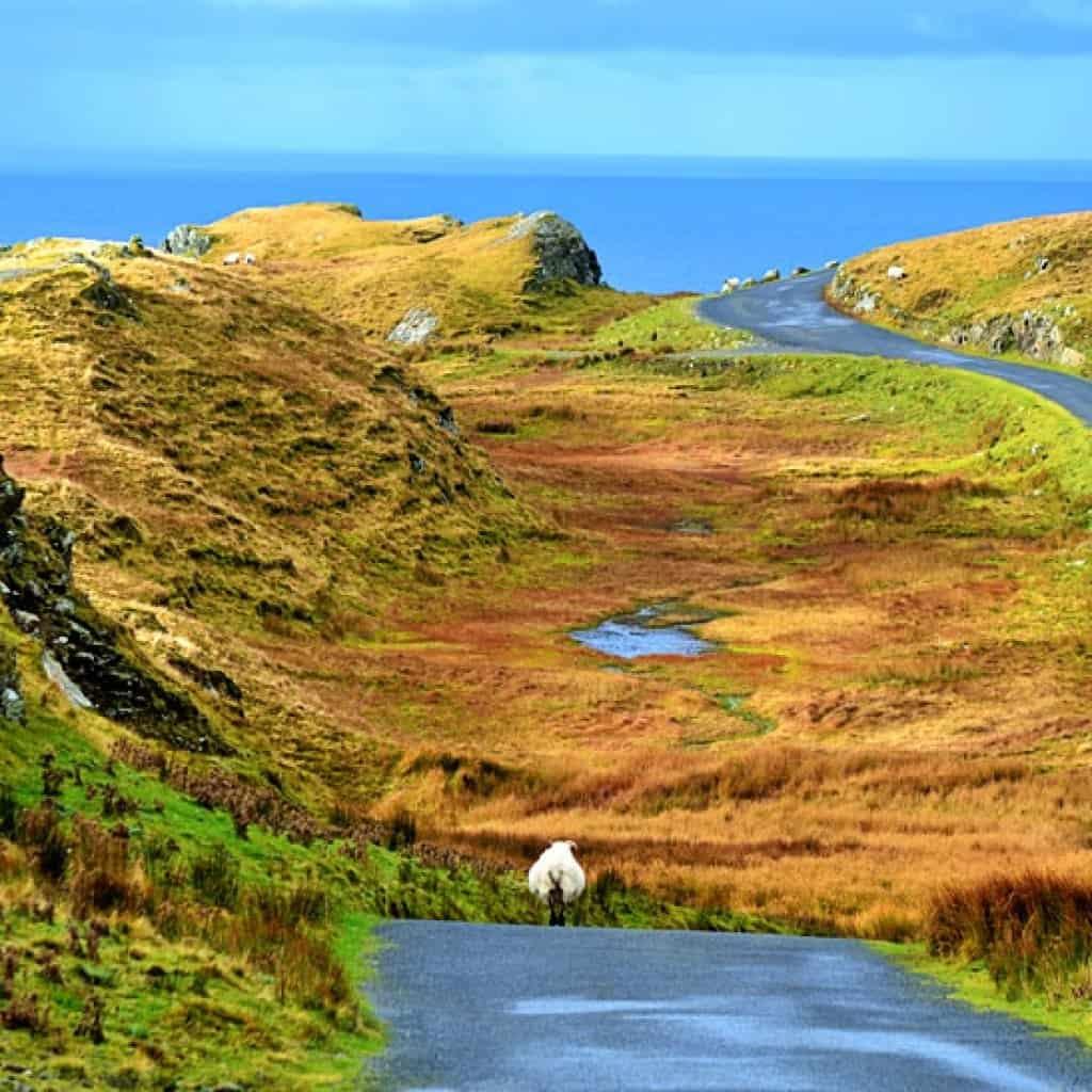 Slieve Leage Ireland