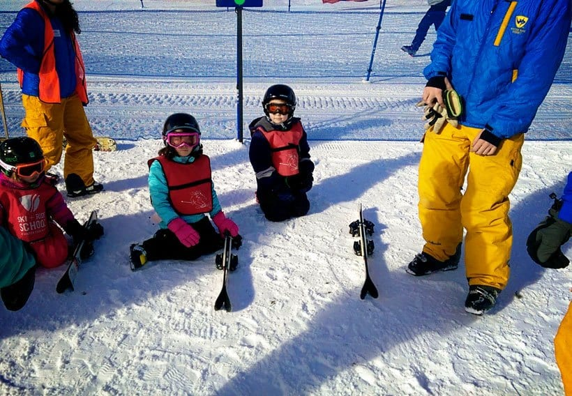 Winter Park Colorado Kid Ski Lessons