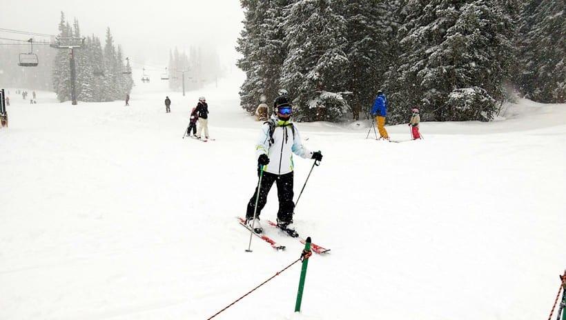 Winter Park Ski Lessons Adult