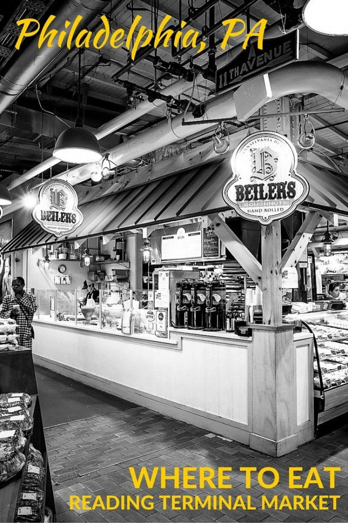 Where to eat in Reading Terminal Market