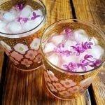 Lilac Cocktail recipe