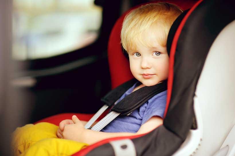 Gate Check a Car Seat