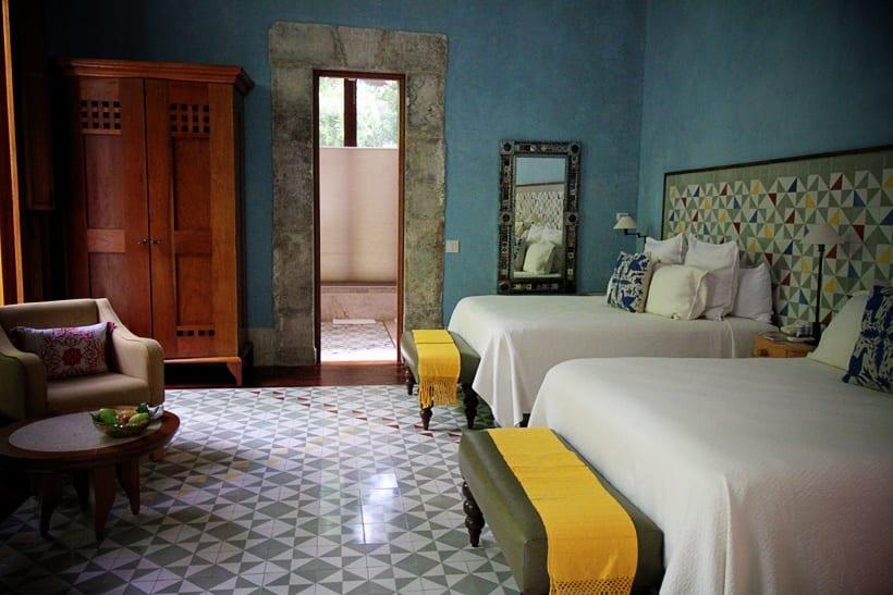 Casa Ramon at Hacienda Petac Merida Mexico