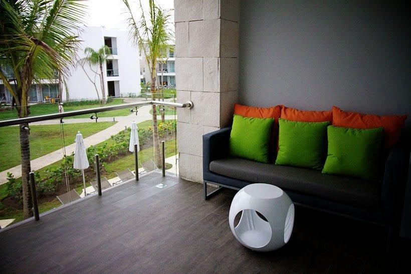 Balcony at Nickelodeon Studios Resort and Hotel Punta Cana
