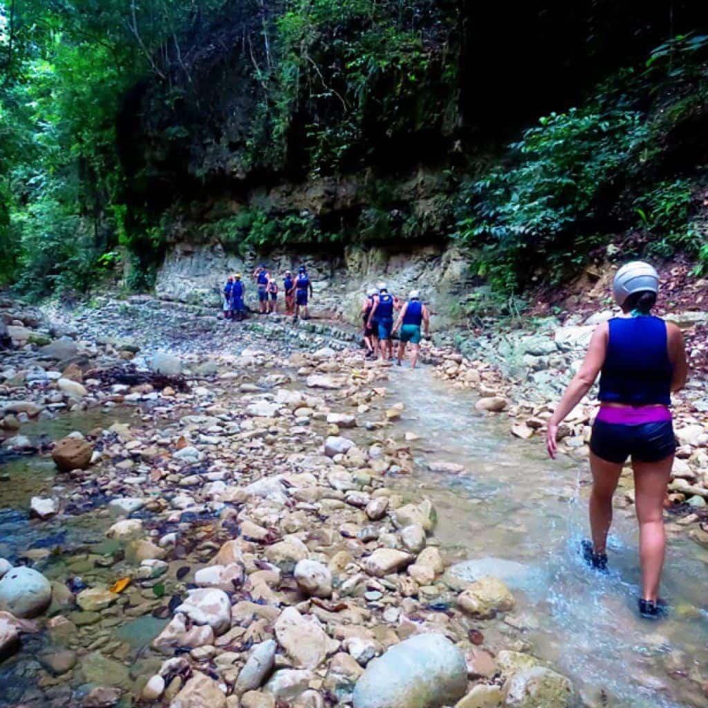 Rio Damajagua 27 Waterfalls