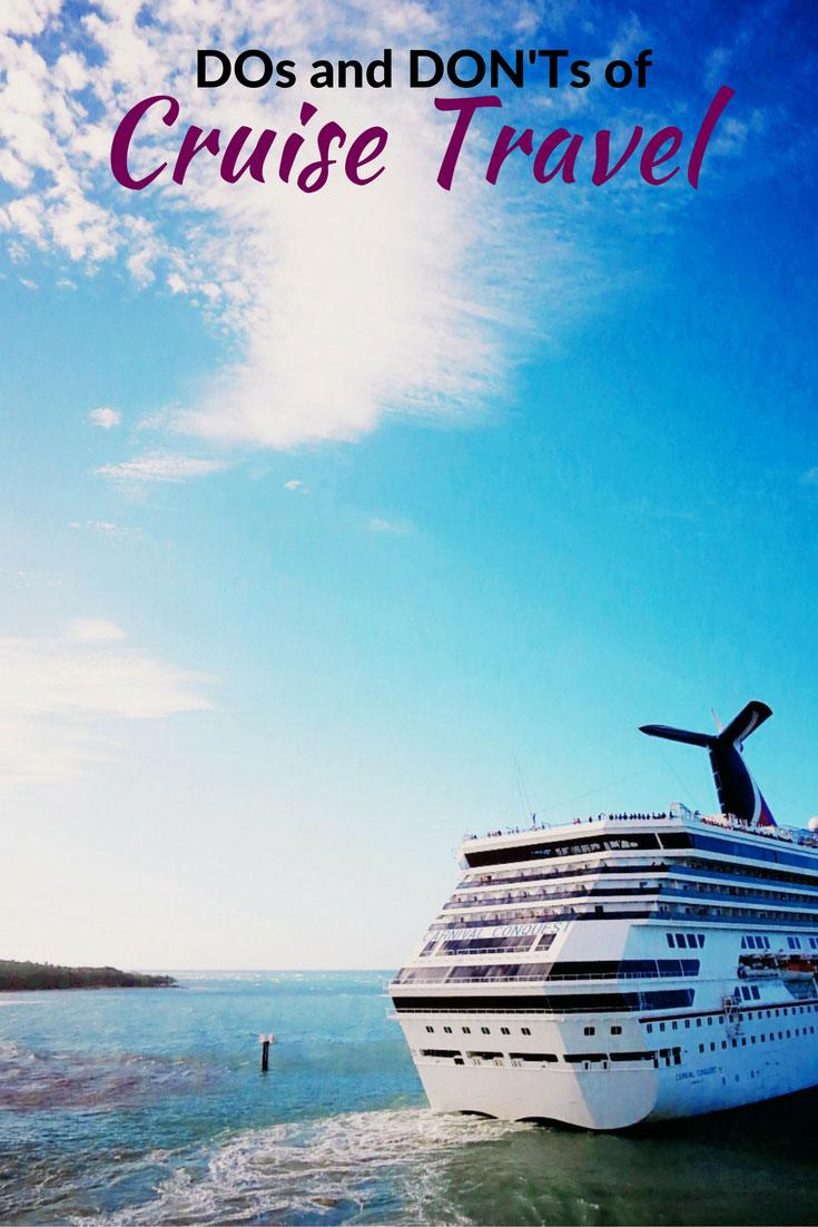 Dos-and-Don'ts-of-Cruise-Travel