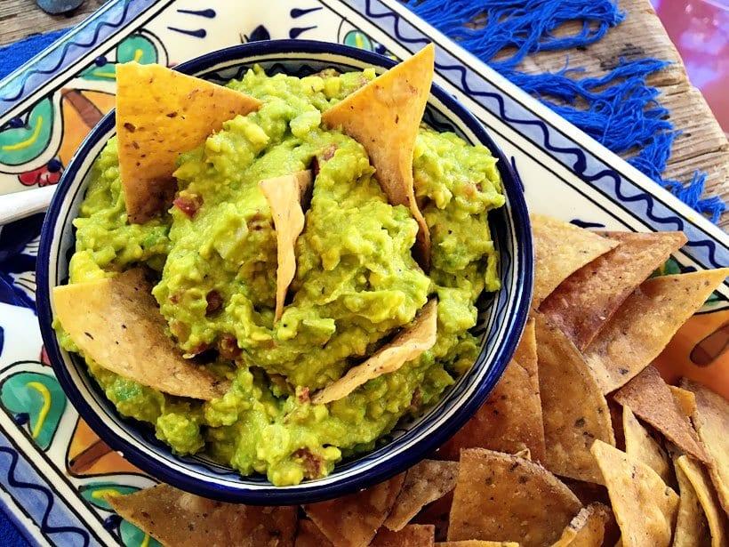 Hacienda Petac Guacamole Recipe