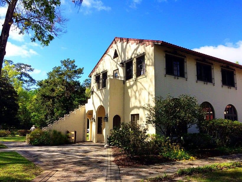 Wakulla Springs State Park Lodge Florida