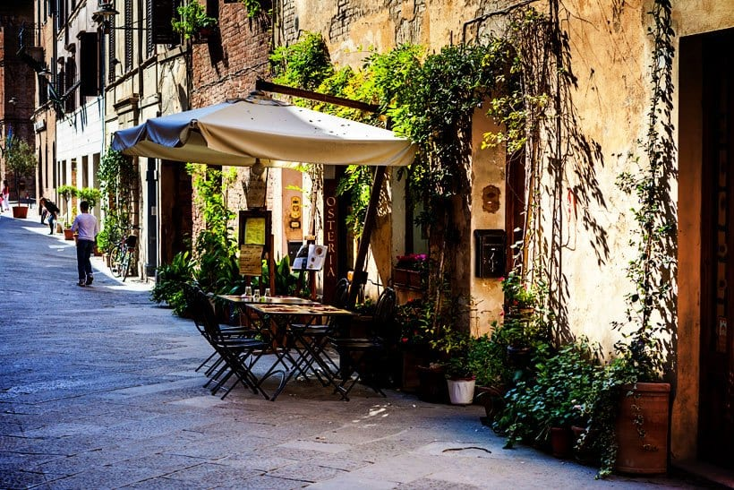 Day Trips from Florence to Buonconvento