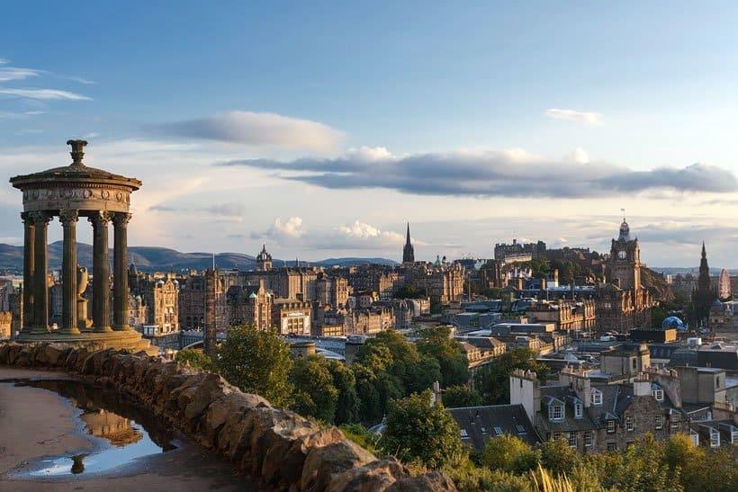 Harry Potter Edinburgh Scotland