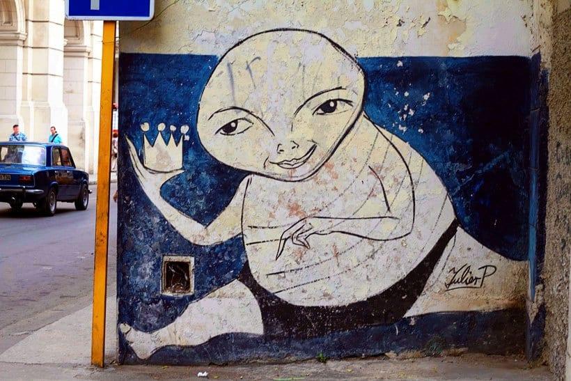 Havana Cuba murals