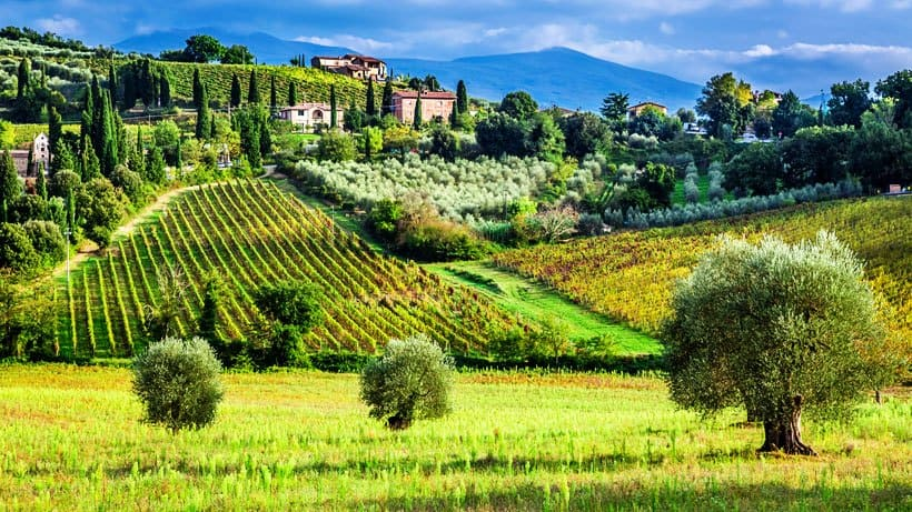 Tuscany Day trips in Italy