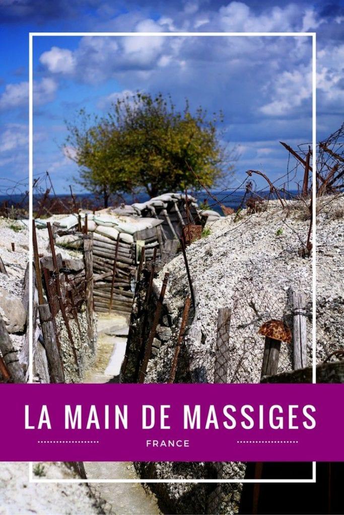 La Main de Massiges France