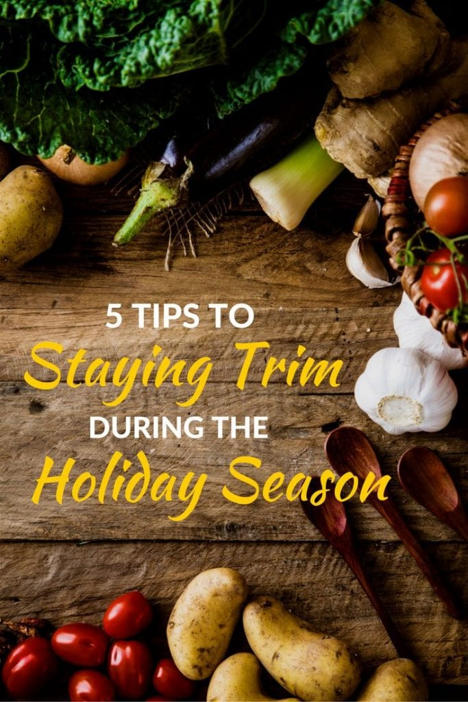 stay fit during the holiday season