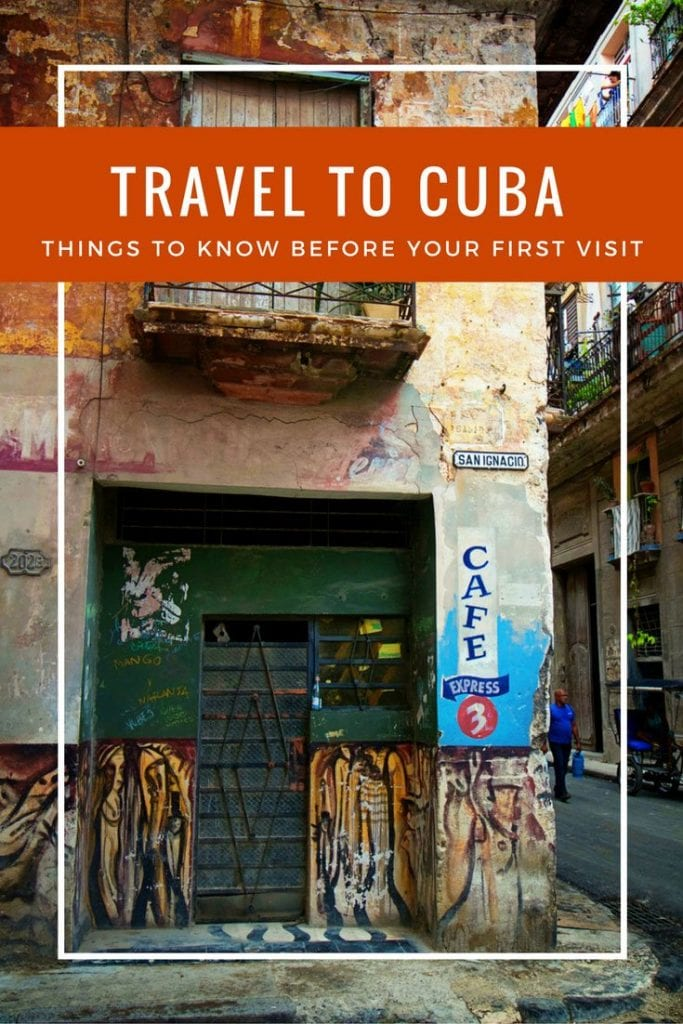 US travel to Cuba