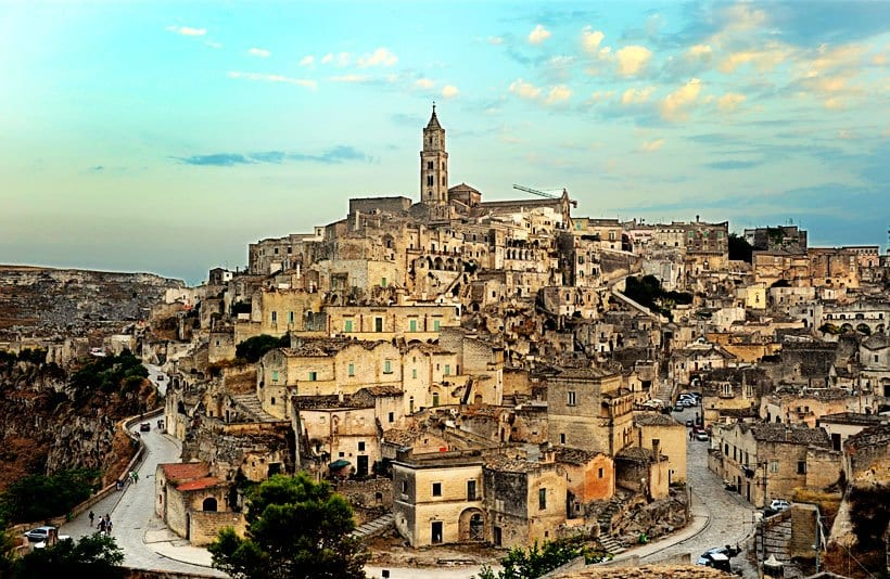 Matera places to visit in Italy