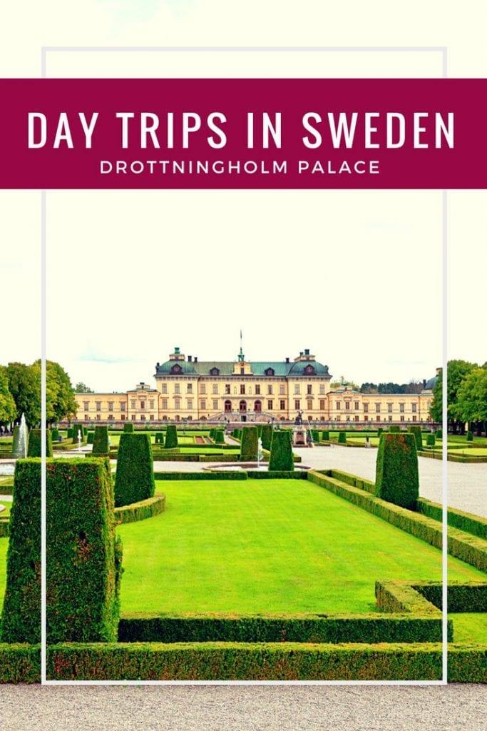 Drottningholm Palace Sweden