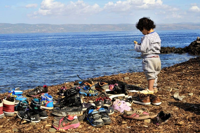 Lesvos Greece Refugees- Servant Group International
