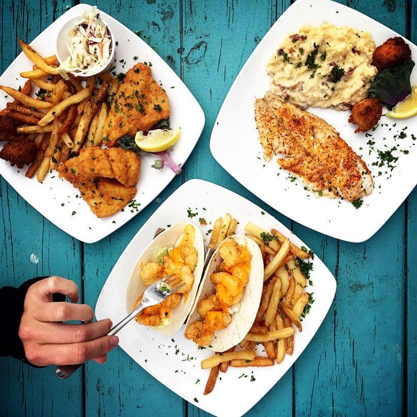 Where to eat on Amelia Island Florida