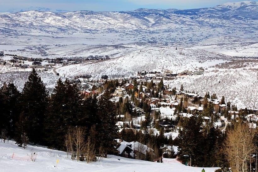 Ski Park City Utah