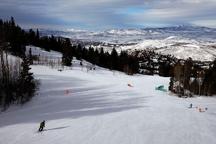 Ski resorts in Park City Utah