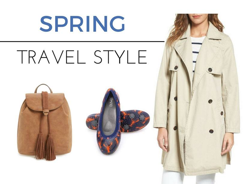 spring travel style