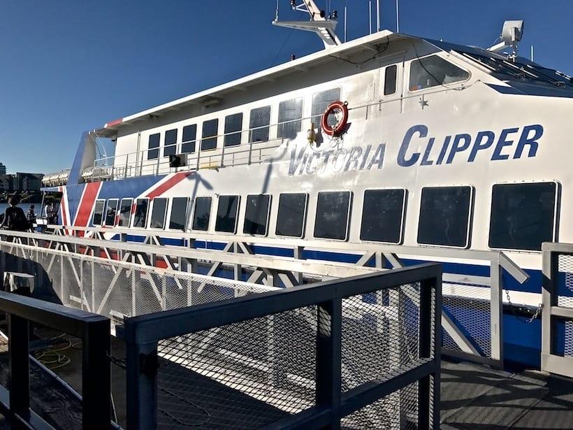 Victoria Clipper Vacations