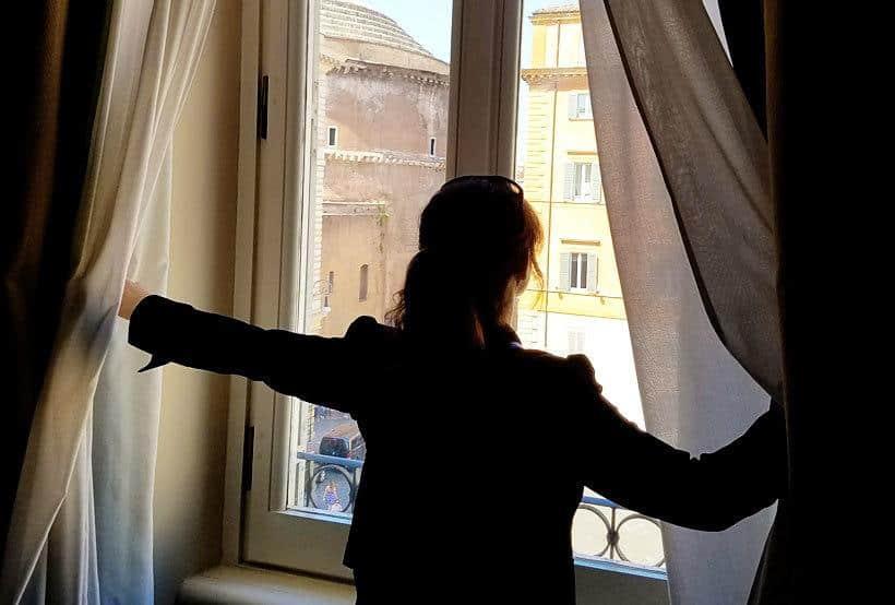 Grand Hotel de la Minerve Rome Italy