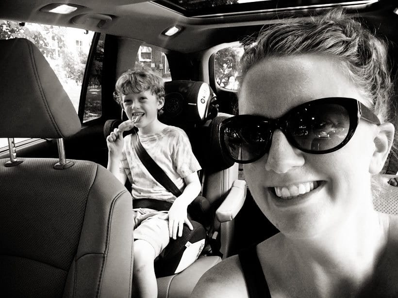 Kiddie Cruiser 3 Booster Seat