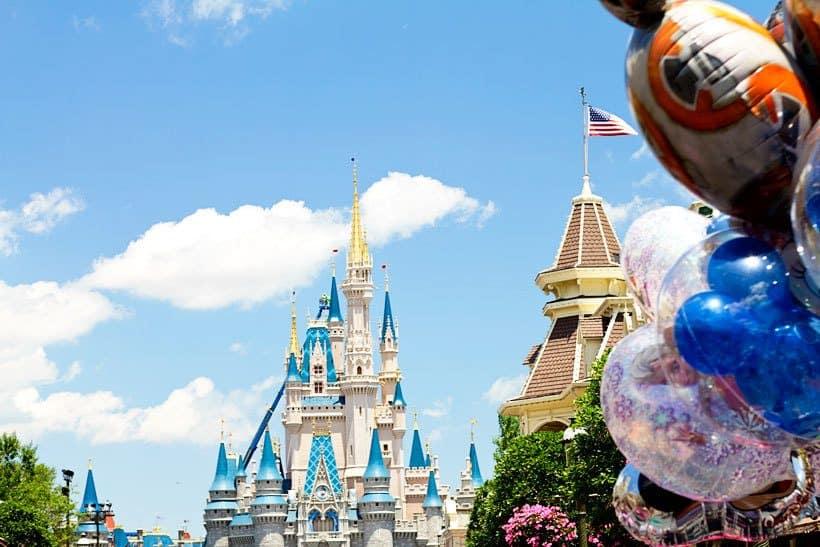 Walt Disney World itinerary