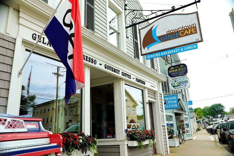Wolfeboro Restaurants New Hampshire