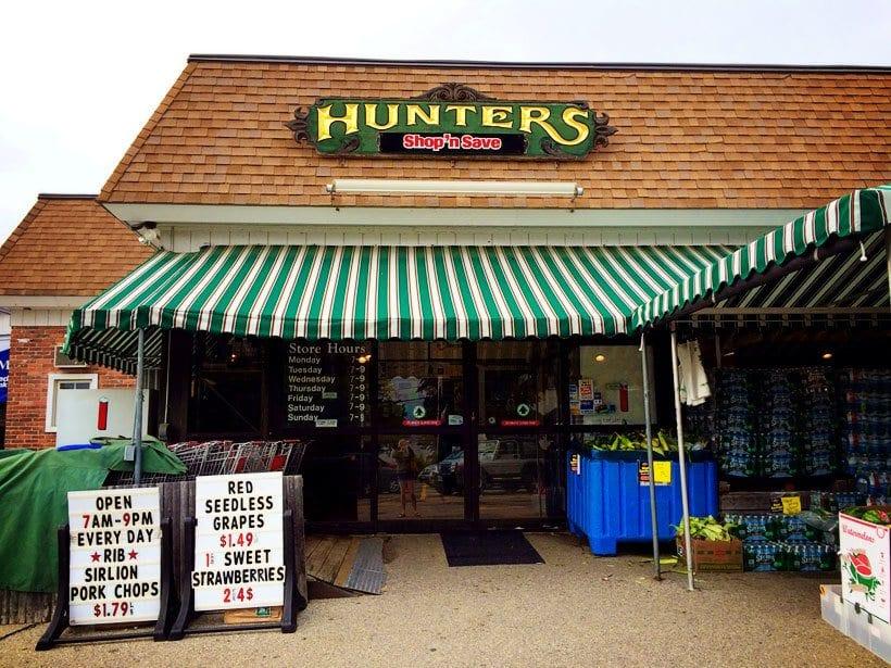 Hunters IGA Wolfeboro New Hampshire