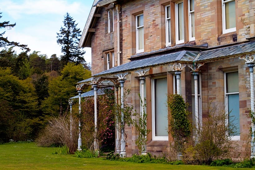 ardtornish estate- Scotland with Kids Itinerary